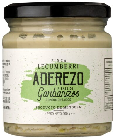 Dressing de garbanzo