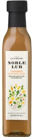 Vinagreta a la francesa con mostaza y miel NOBLE LUR