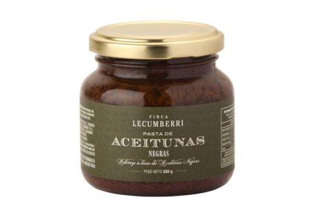 pasta de aceituna negra FINCA LECUMBERRI