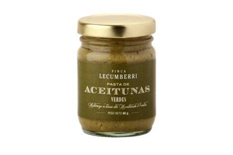 pasta de aceituna verde FINCA LECUMBERRI